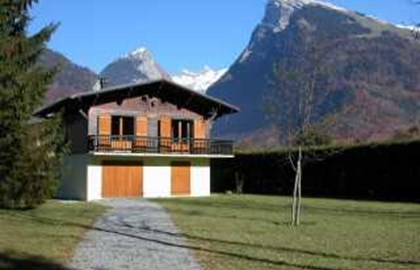 CHALET LES BAMBOE